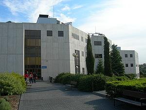 Building 5th, E.T.S. Ingenieros Informáticos, UPM.